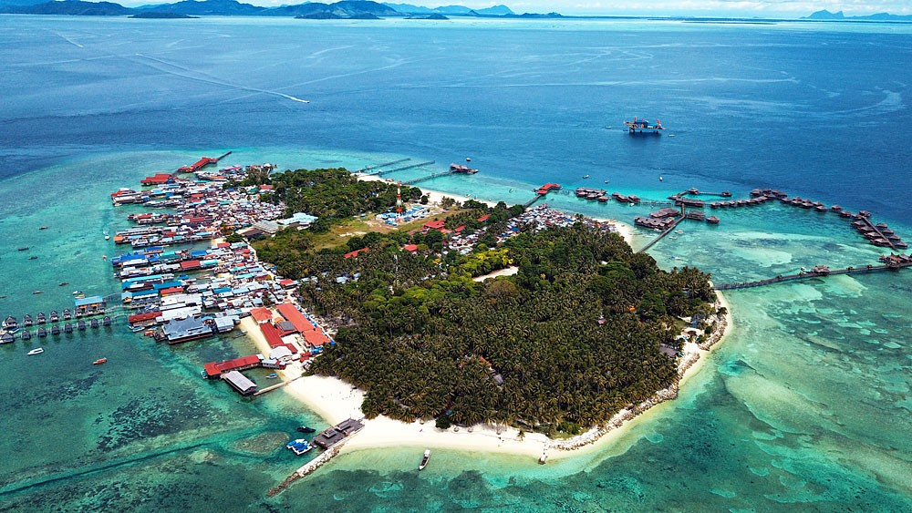 马布岛(Mabul Island)潜水