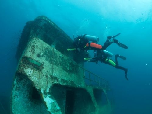 刁曼岛Tioman Island - 深潜HelloDive.com(最全面的潜水目的地推荐)