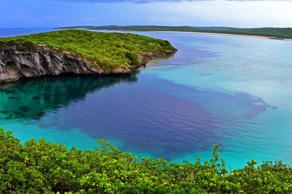 巴哈马蓝洞、迪安洞、迪恩(迪安蓝洞)潜水