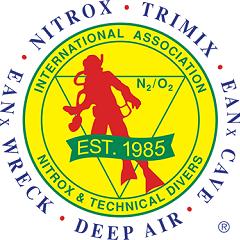 IANTD(国际氮氧混合气潜水及技术潜水员协会)
